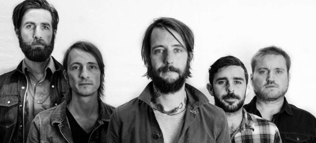 Patronaat presenteert: Band of Horses (USA)