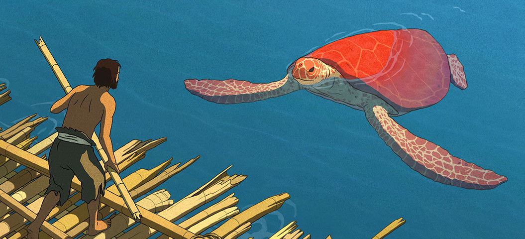 Filmfestival: The Red Turtle