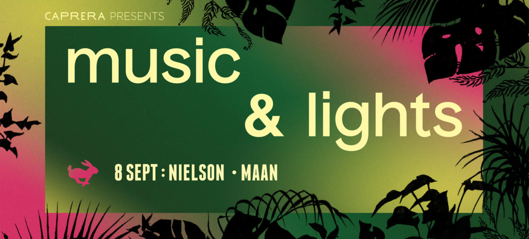 Music & Lights met Typhoon & Janne Schra 2
