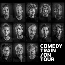 Comedytrain on tour (19:00 uur)